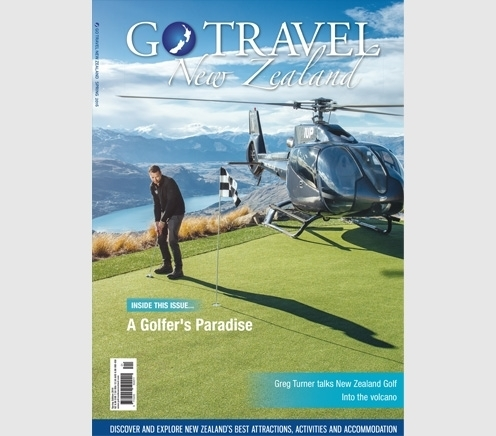 Go Travel New Zealand - Spring 2016