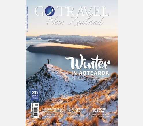 Go Travel New Zealand - Winter 2018