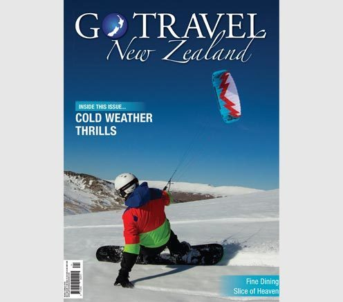 Go Travel New Zealand - Winter 2016
