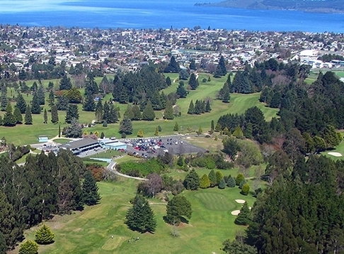 Taupo Golf Club, New Zealand