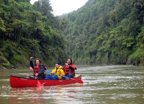 Our passion is to see you have the best time you possibly can during your experience and adventures with us either Canoeing and Jet Boating the Whanganui River or Bicycling the Timber Trail.