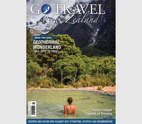 Go Travel New Zealand - Autumn 2016