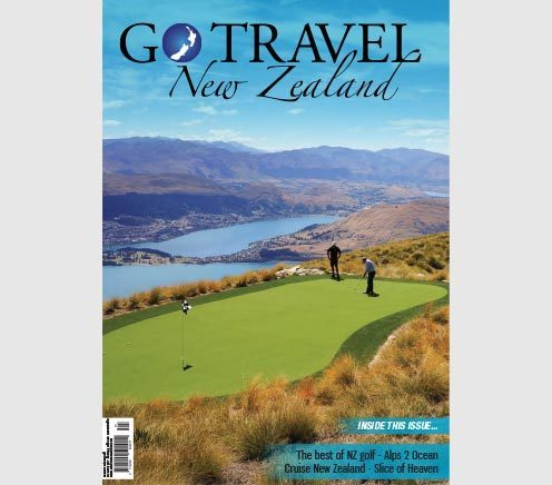 Go Travel New Zealand - Spring 2015