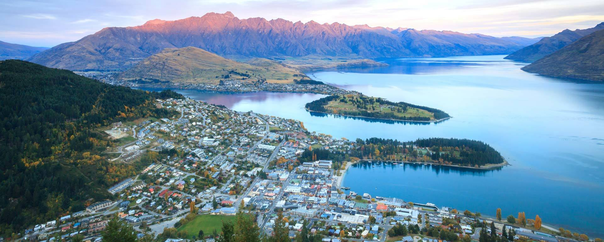 New Zealand Tourism Travel Destiations