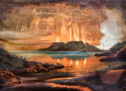 New Zealand's most visited Archaeological Site where stories of the 1886 Mount Tarawera Eruption come to life.Violent and unexpected, the volcanic eruption was one of New Zealand's greatest natural disasters burying the peaceful village of Te Wairoa and ending more than 150 lives. Come and discover the village today!
