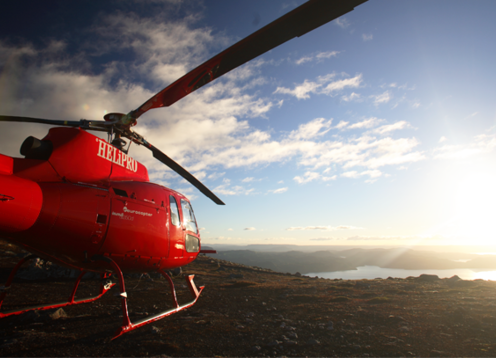 HELiPRO Rotorua offers a range of unique and unforgettable scenic flights and excursions which feature this areas remarkable volcanic landscape. HELiPRO offers exclusive landings on the awe inspiring Mount Tarawera Volcano as well as guided tours to White Island, New Zealand's most active volcano.