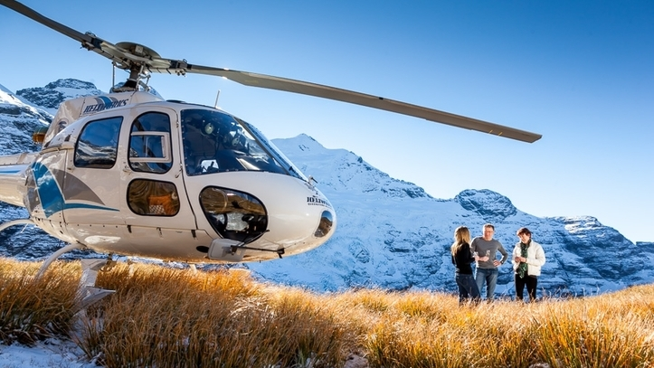 Best Helicopter Tour Queenstown