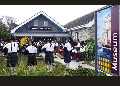 Waipu Museum -Breathtaking & Interactive