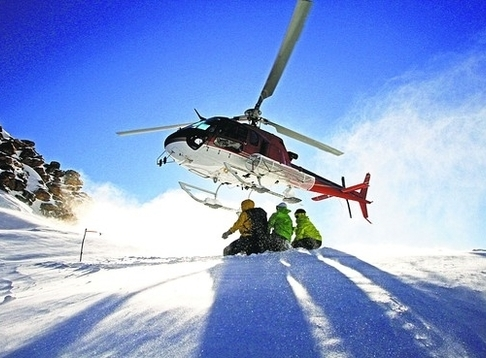Wilderness Heliski
