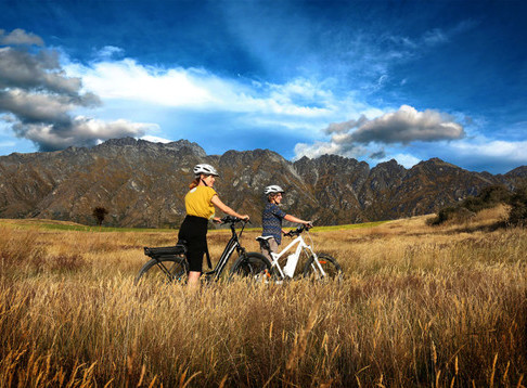 Charge About Queenstown - Electric Mountain Biking