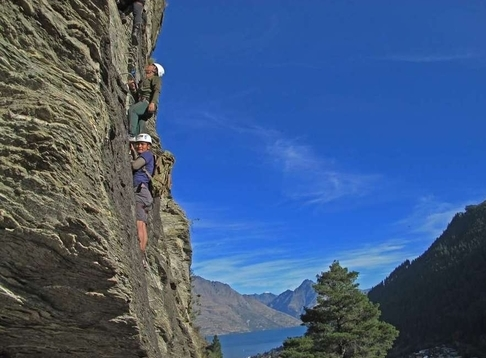Via Ferrata - Queenstown Climbing