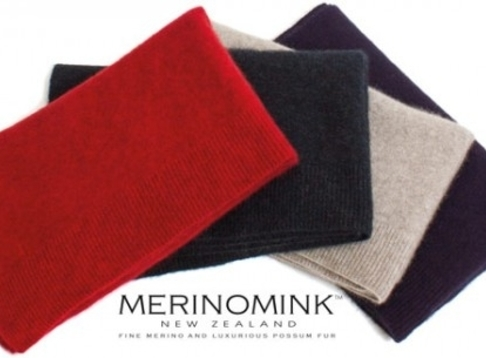 Merinomink™ Fine Merino and Luxurious Possum Fur