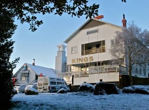 Kings Ohakune Accommodation, Bar & Restaurant