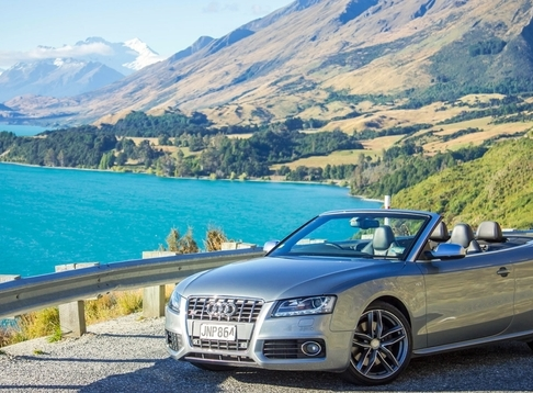 Luxury Car Rental New Zealand