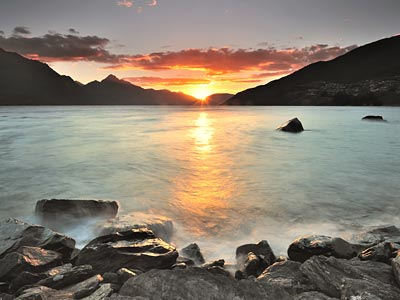 New Zealand Travel Regions