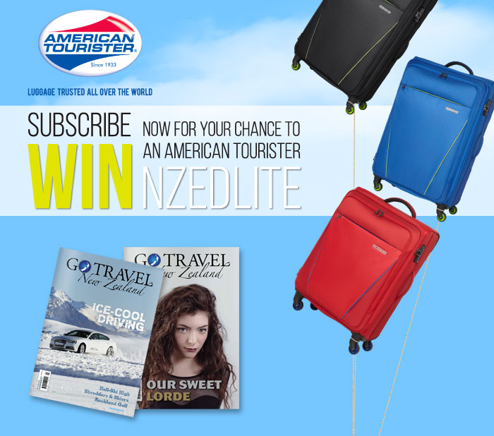 Subscribe to NZ Travel magazine and win