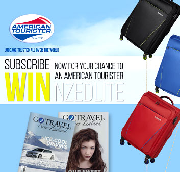 Subscribe to Go Travel New Zealand and win!