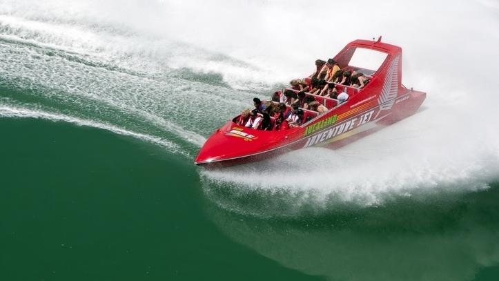 Blue Adventures - Jetboat tours | Activities & Tours in