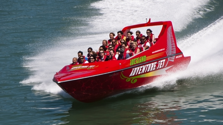 Best Jet Boat Rides in New Zealands North Island & South